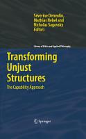 Transforming Unjust Structures PDF