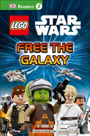 DK Readers L2  Lego Star Wars  Free the Galaxy PDF