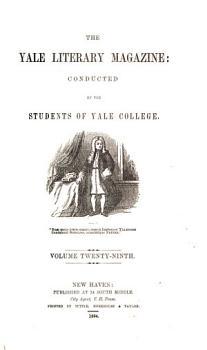 The Yale Literary Magazine PDF