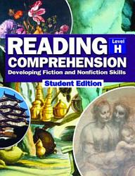 Reading Comprehension Student book Level H PDF