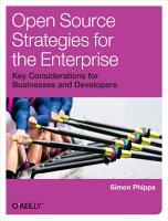 Open Source Strategies for the Enterprise PDF