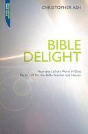 Bible Delight PDF