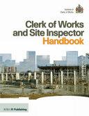 Clerk of Works and Site Inspector Handbook PDF