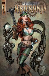 Legenderry: Red Sonja #1 (of 5)