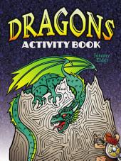 Dragons Activity Book