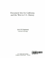 Document Sets for California and the West in U S  History PDF
