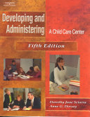 Developing and Administering Book
