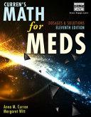 Curren S Math For Meds Dosages And Solutions