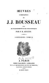 Oeuvres complètes: Volume18