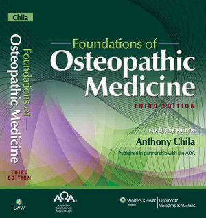 Foundations of Osteopathic Medicine PDF