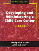 Developing and Administering a Child Care Center PDF