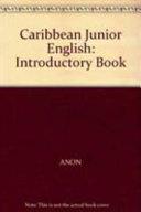 Caribbean Junior English