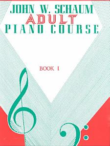 Adult Piano Course  Bk 1