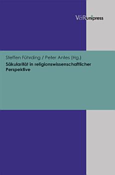 S  kularit  t in religionswissenschaftlicher Perspektive PDF