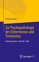 Zur Psychopathologie des Extremismus und Terrorismus PDF