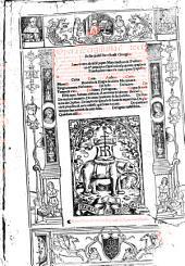 Opera Wergiliana: docte et familiariter exposita
