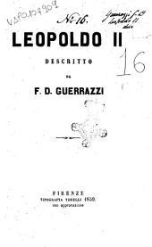 Leopoldo secondo. -