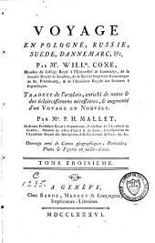 Voyage en Pologne, Russie, Suède, Dannemarc, etc: Volume3