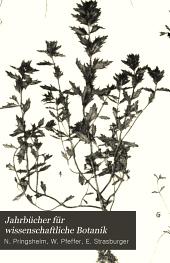 Jahrbücher für wissenschaftliche Botanik: Band 32