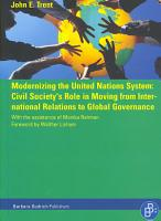 Modernizing the United Nations System PDF