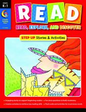 READ: Step Up, Gr. K–1, eBook