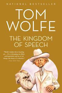 The Kingdom of Speech Book