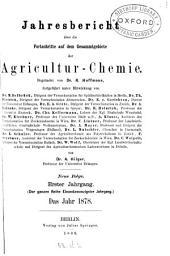 agricultur-chemie