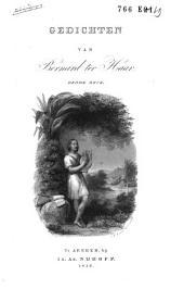 Gedichten van Bernard ter Haar: Verzameling van verspreide en onuitgegeven gedichten, Volume 1