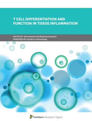 T Cell Differentiation and Function in Tissue Inflammation PDF