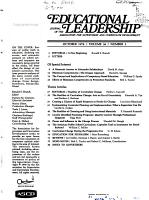 Educational Leadership PDF
