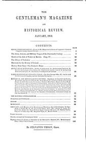 Gentleman's Magazine, Or Monthly Intelligencer: Volume 67