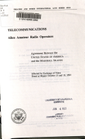 Telecommunications  Alien Amateur Radio Operators PDF