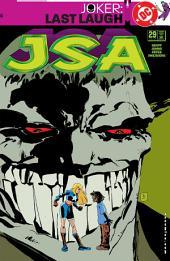 JSA (1999-) #29