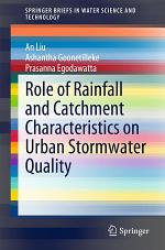 Role of Rainfall and Catchment Characteristics on Urban Stormwater Quality