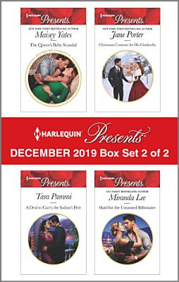 Harlequin Presents   December 2019   Box Set 2 of 2