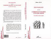 """Les passants: Suivi de """"Corridor paradis, concert brise"""" - Un récit en deux temps"""