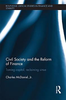 Civil Society and the Reform of Finance PDF