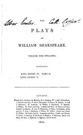 The Plays of William Shakspeare: With the Corrections and Illustrations of Various Commentators, to which are Added Notes, Volume 12