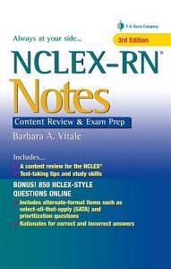 NCLEX-RN Notes Book