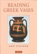 Reading Greek Vases PDF