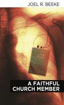 A Faithful Church Member Book