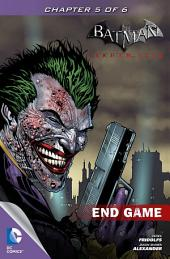 Batman: Arkham City End Game #5