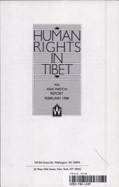Human Rights in Tibet