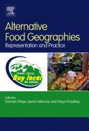 Alternative Food Geographies PDF
