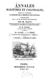 Annales maritimes et coloniales: Volume30;Volume32