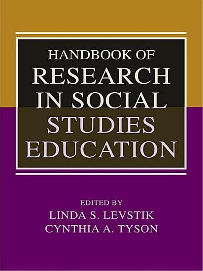 Handbook of Research in Social Studies Education PDF