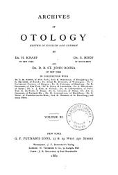 archives of otology