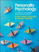 Personality Psychology Book