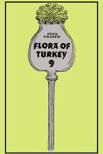 Flora of Turkey, Volume 9