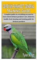 Download Derbyan Parakeet General Training Guide Book